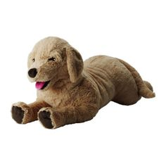 Ikea Children's Soft Toy Stuffed Animal Plush Golden Retriever Dog Puppy New Ikea Dog, Ikea Baby, Dog Toys, Kids Toys, Toddler Toys, Chien Golden Retriever, Retriever Dog, Golden Retrievers, Travel Accessories