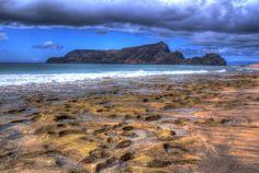 Porto santo madeira ilha dourada