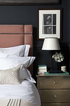 46 Ideas Bedroom Black Grey White Farrow Ball For 2019 Pink Bedroom Design, Pink Bedroom For Girls, Pink Bedrooms, Gold Bedroom, Bedroom Black, Bedroom Green, Trendy Bedroom, Bedroom Decor, Bedroom Ideas