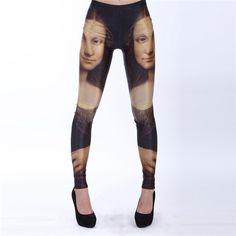 Mona Lisa Leggings