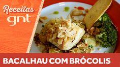 A receita sofisticada de bacalhau com batatas ao murro e brócolis do restaurante Albamar, no Rio de Janeiro, é a opção perfeita para o almoço de Páscoa. Ingr...