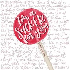 For everything Jonas Brothers check out Iomoio Jonas Brothers, Hand Lettering Quotes, Types Of Lettering, Lyric Quotes, Lyrics, Wedding Playlist, Music Is My Escape, Watercolor Lettering, Brother Quotes