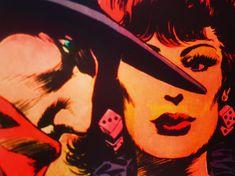 The Shadow and Margo Lane, Michael W. Kaluta