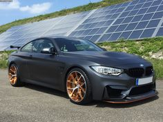 New HRE custom wheels for the BMW M4 GTS - http://www.bmwblog.com/2016/06/21/new-hre-custom-wheels-bmw-m4-gts/