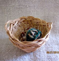 A Charming Antique Dollhouse Basket by angelinabella on Etsy https://www.etsy.com/listing/235109913/a-charming-antique-dollhouse-basket