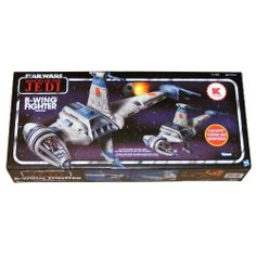 Star Wars B-Wing Exclusive Vehicle Return of the Jedi Vintage Collection by Hasbro Inc. Toys. $34.95. B Wing Fighter. Star Wars Return Of The Jedi Vintage Collection. Star Wars B-Wing