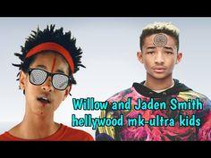 Jaden & Willow Smith Illuminati MK Ultra Hollywood Children EXPOSED (Satanic Mind Control) - YouTube - Says their dad is high up in illuminate