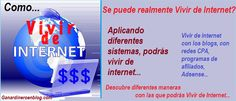 Como vivir de internet con sistemas automáticos ya probados: http://www.ganardineroenblog.com/como-vivir-de-internet-con-sistemas-automaticos-ya-probados/