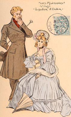 A vintage illustrati