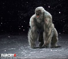 ArtStation - Far Cry 4 DLC_Valley of the Yetis concept art, Xu Zhang