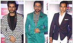 A sight for sore eyes: GQ India's Best Dressed Men 2016 #BollywoodFashion #CelebrityStyle #MensFashion #BollywoodActor