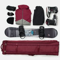 Db Equipment Ski and Snowboard Bags