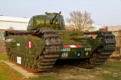 An early model Churchill infantry support tank. Armed with the obsolete in the turret and 3 inch howitzer in the hull. The configuration was replaced by the 6 pounder and then British A few support Churchill were armed with the 95 mm howitzer. British Tanks, Tank Armor, Ww2 Tanks, Armored Vehicles, Historical Pictures, Military History, Churchill, World War Ii, Military Vehicles