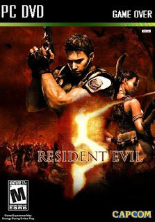 GAMES TO PLAY: Resident Evil 5