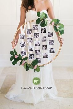 """What makes your wedding ceremony unique and memorable, in addition to the wedding's theme, colors and flowers, are those small details you choose to add, and the way you decide to show them. One of those details is the photo display corner which will introduce your guests to your love journey and your best memories with your partner, and that will add a personal touch to your """"happily ever after"""" party. Whatever you choose for your wedding theme, you can always have a photo disp..."""