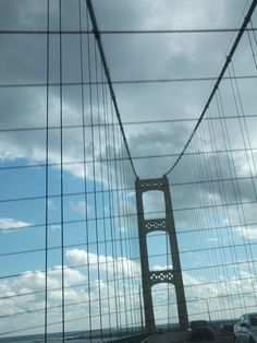 driving across the mighty mac