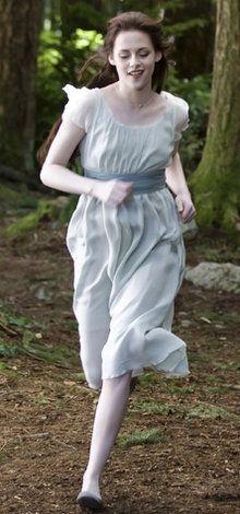 Bella Swan blue dress
