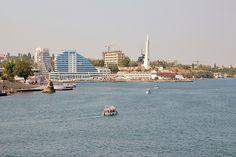 Sailing into Sevastopol,Ukraine
