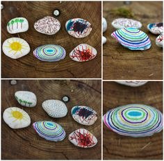 Hand drawn river rocks... Projects For Kids, Art Projects, Andy Goldsworthy, River Rocks, Art Camp, Best Artist, Rocks And Minerals, Hand Drawn, Giveaway