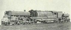 A Garratt locomotive-great link back to helpful rail terminology.