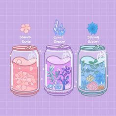 Cute Food Drawings, Cute Kawaii Drawings, Arte Do Kawaii, Kawaii Art, Cute Pastel Wallpaper, Kawaii Wallpaper, Cute Art Styles, Cartoon Art Styles, Kawaii Stickers