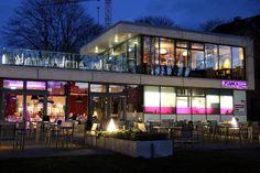 ein Ausschnitt des #Planea Restaurants in #Göttingen
