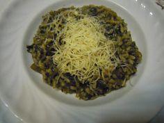 Riso porri e borragine la ricetta http://cresciutiapastasciutta.blogspot.it/2014/02/p-margin-bottom-0_22.html