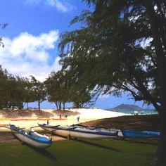 Kailua Beach ~Oahu, Hawaii