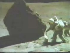 """TOP SECRET NASA Apollo 16 Mission -artifact known as """"House Rock""""and"""" Shadow Rock"""" - YouTube"""