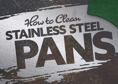 How to Clean a Stainless Steel Pan | WebstaurantStore