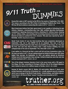 9/11 Truth for dummies | Anonymous ART of Revolution