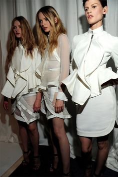 Givenchy Spring Summer 2012 Ready-to-wear