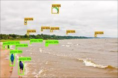 Supercharge your Computer Vision models with the TensorFlow Object Detection API Computer Vision, Cyber Computer, Google Brain, Machine Vision, Machine Learning Models, Open Source Community, Data Science, Computer Science, Science Fiction
