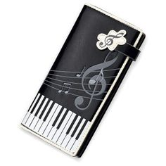 Piano Wallet - Gifts, Clothing, Jewelry, Home Decor and Home Furnishings as Featured in Popular Catalogs | Catalog Favorites