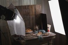 Искусственный свет в фуд-фотографии