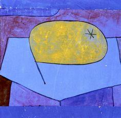 Still Life with Pear Paul Klee - circa 1936