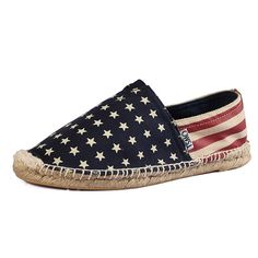 Toms Classic Womens Shoes Blue Spot Rope Sole [Toms025] - $26.00 : Toms Shoes Outlet,Cheap Toms Shoes Outlet Save Up To 80% Off