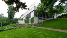 Archdata | Tugendhat House