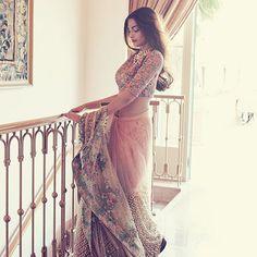 @sonamkapoor on @bazaarbridein Sari - @sabyasachiofficial Jewelry - #KalyanJewellers Styled by - @divyakdsouza #bollywood #style #fashion #beauty #bollywoodstyle #bollywoodfashion #indianfashion #celebstyle #sonamkapoor #sabyasachi
