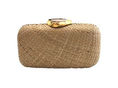 Kayu Ava Straw Agate Clutch Natural 160 Summer Handbags On Handbag