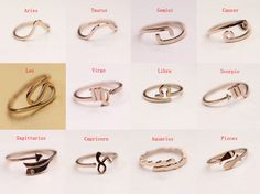 (Pre-Order) Mystic Dream #Constellation #Ring - Fashion9shop.com