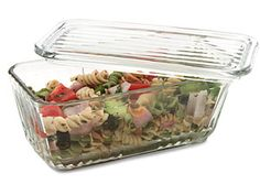5-c. Glass Refrigerator Storage Container by Anchor Hocking by Anchor Hocking at Cooking.com #holidaycooking