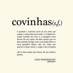 Covinhas *---*