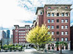 Hotel Sorrento - Seattle, Washington #3