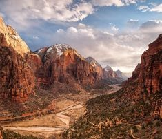 """5,816 Likes, 46 Comments - U.S. Department of the Interior (@usinterior) on Instagram: """"Happy birthday, #Zion National Park! On this day in 1919, Zion #NationalPark was established.…"""""""