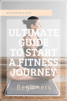 How to start a fitness journey when you and be motivated! Beginner Workout At Home, Workout For Beginners, At Home Workouts, Get Started, Health Fitness, Journey, How To Get, Motivation, Learning