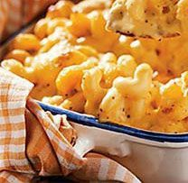 Patti LaBelle Mac-n-Cheese - from her official website. This is my absolute FAVORITE mac-n-cheese!