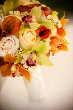 Tommy Bahama inspired #tropical #bouquet