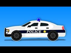 Police Car | High Speed Chase - YouTube