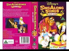 48 Disney Sing Along Songs Ideas Sing Along Songs Songs Singing